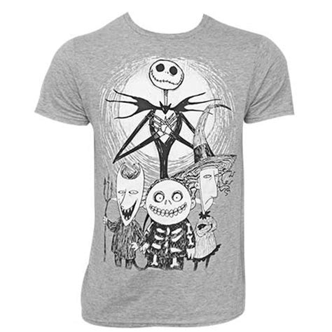 T Shirt Nightmare nightmare before official merchandise gadgets