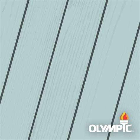 olympic maximum  gal misty surf solid color exterior