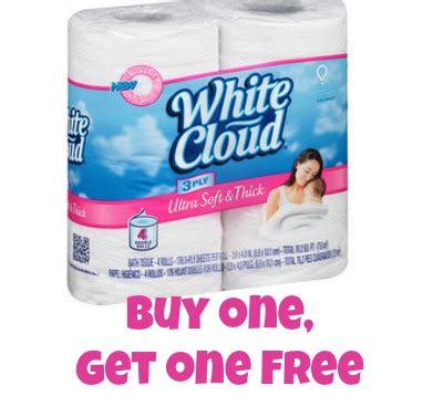 white cloud diaper printable coupons white cloud bath tissue coupon buy one get one free ftm