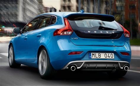 volvo hatchback 2015 volvo v40 hatchback price in india specs features images