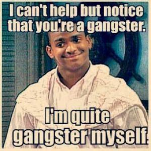 Gangsta Meme - funny mafia memes