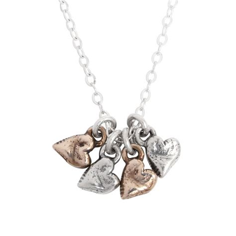 personalized grandmothers charm necklace bits of