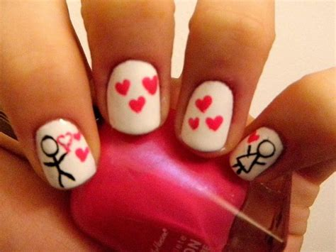 nails for valentines day 36 and lovely nail design for s day