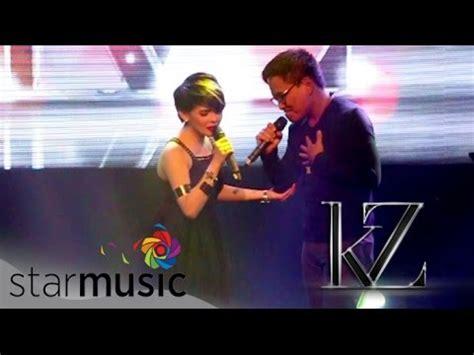 kz tandingan wag ka nang umiyak lyrics musixmatch kris tv kz performs wag ka nang umiyak doovi
