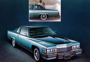 Cadillac Coupe 1979 1979 Cadillac Coupe Blue Refrigerator Magnet 40
