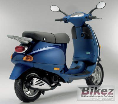 Vespa Cinquanta 2005 vespa et2 50 specifications and pictures