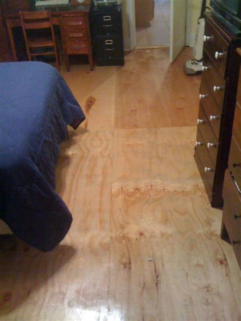 DIY PLYWOOD FLOORS   Plywood and Flooring
