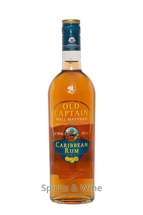 rum similar to captain captain caribbean rum brown rum spirits wine