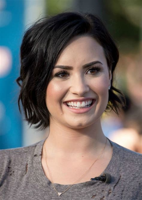 Demi Hairstyles by Demi Lovato Hairstyles Hairstylegalleries