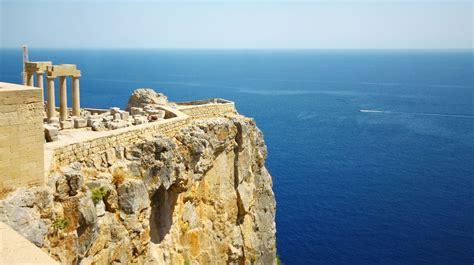 boat trip rhodes to lindos sigma travel rhodes greece