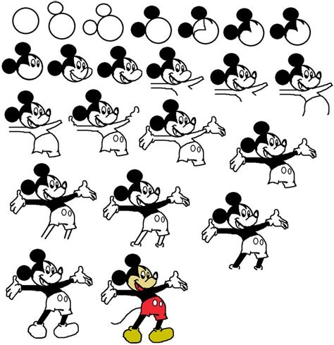 doodle mickey mouse how to draw mickey mouse how to draw mickey mouse