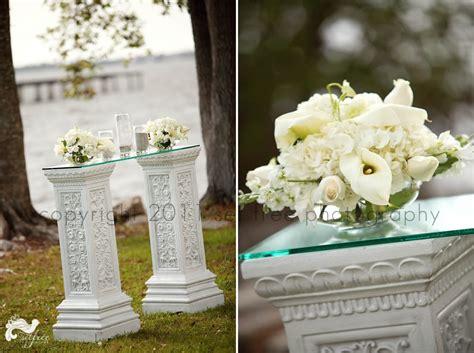 Wedding Ceremony Table by Sand Ceremony Table Inspiration Decor Help Weddingbee