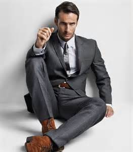 what color belt with grey shoes brown suede boots and belt with gray suit s fashion