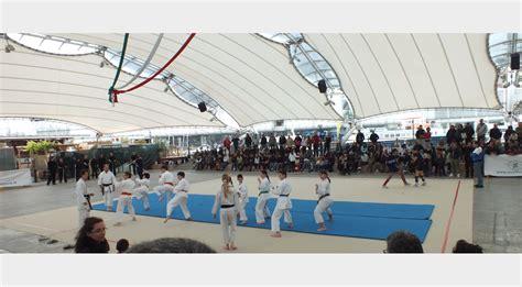 manifestazioni porto antico genova kata karate genova