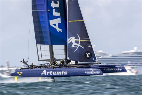 artemis racing boat america s cup why you should watch business insider