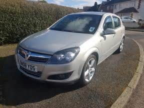 Vauxhall Astra 4x4 Vauxhall Astra 2008 Sri Sport Package Alloys Not Diesel