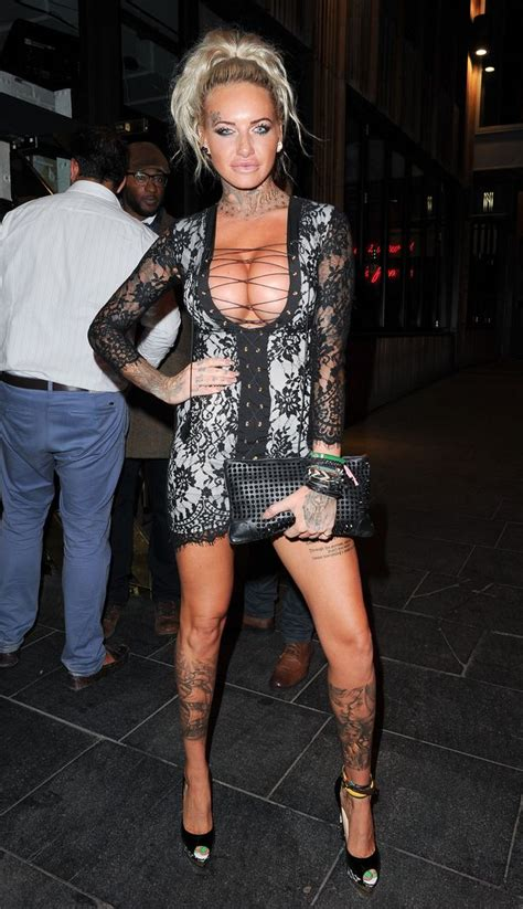 tattoo girl ex on the beach jemma lucy as you ve never seen her before the bleached