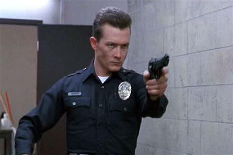Terminator - T-1000 - Robert Patrick - Liquid metal ... T 1000 Terminator