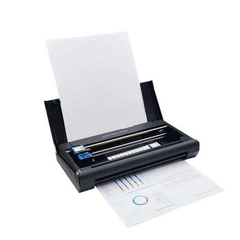 trio all in one portable printer scanner copier