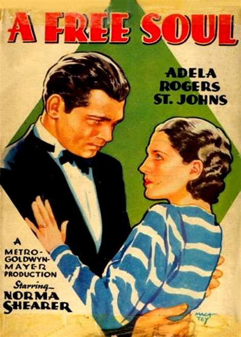 Free Soul by A Free Soul 1931 Once Upon A Screen