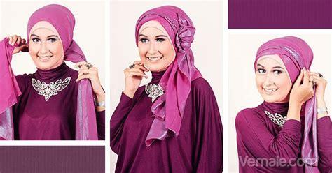 tutorial hijab untuk pesta ulang tahun cara hijab ke pesta hijab