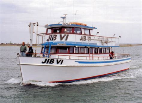 captree party boats jib vi captree fishing babylon ny
