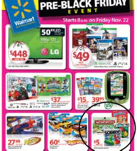 Walmart 300 Gift Card Black Friday - walmart black friday starts this friday november 22 see the pre black friday ad