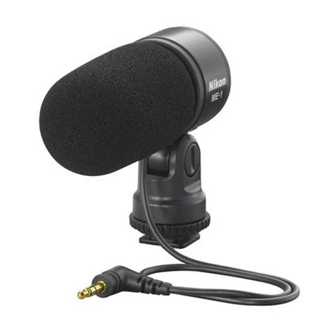 nikon me 1 stereo microphone ted s cameras