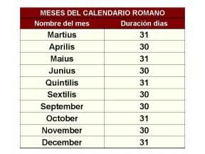 Calendario Juliano Opiniones De Calendario Juliano