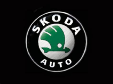 Koda Auto Logo by History Of All Logos All Skoda Logos