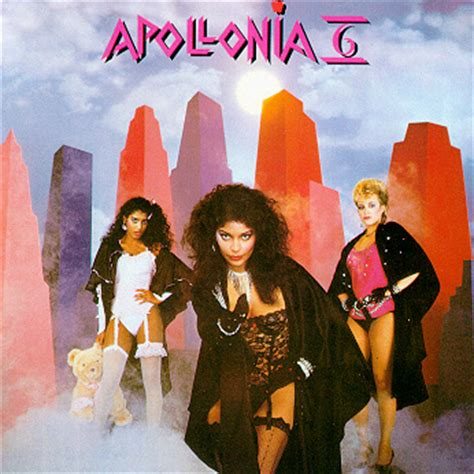 Vanity And Apollonia by The Vs Vanity 6