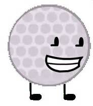Image golf ball png battle for dream island wiki wikia