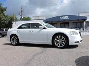 Chrysler 300 White Chrysler 300 White Raleigh Mitula Cars