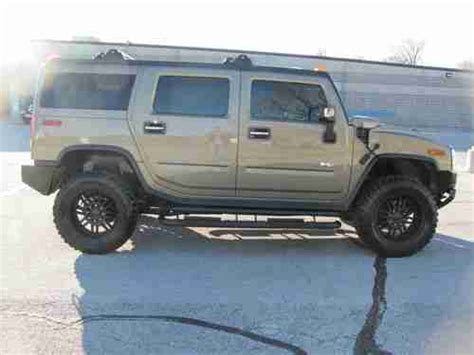 service manuals schematics 2005 hummer h2 seat position control service manual 2005 hummer h2 3rd seat manual purchase used 2005 hummer h2 wagon luxury
