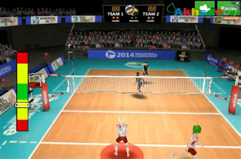 download game volleyball mod download volleyball chions 3d mod apk terbaru