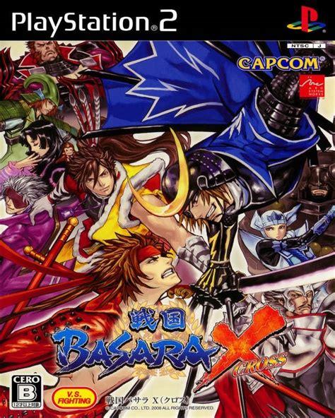donload game ps2 format iso sengoku basara x japan ps2 iso download slpm 55008