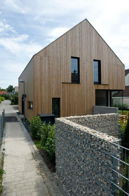 scheune modern umbau sanierung eines bestehenden wohnhauses mit scheune