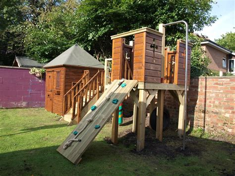 castle play house garden playhouse with castle tower playhouses the
