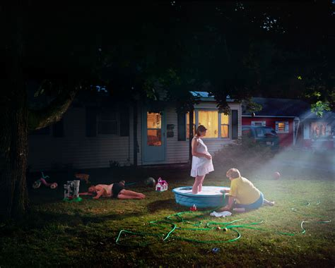 Gregory Lighting by Gregory Crewdson Disturbing World Tocaphotos