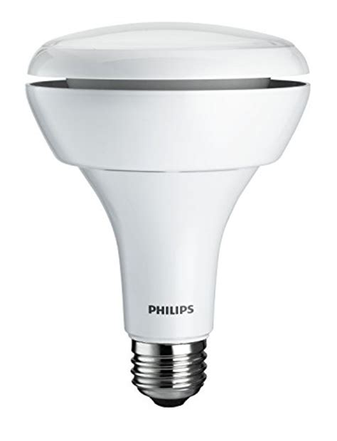 Lu Led Philips 30 Watt philips 452268 65 watt equivalent br30 led dimmable warm