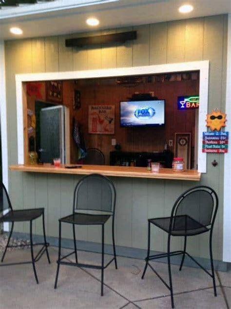 pub shed bar ideas  men cool backyard retreat designs