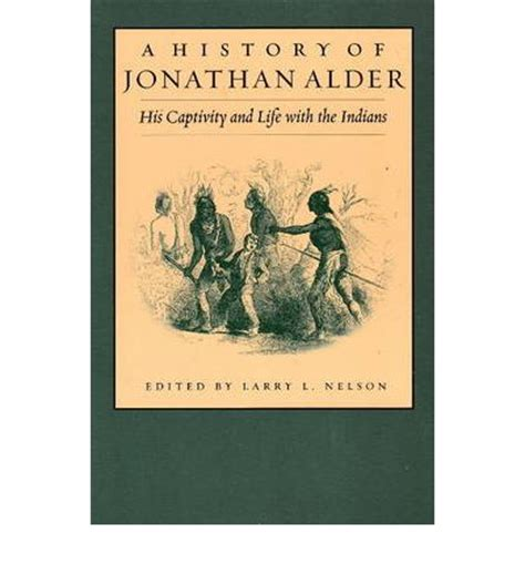 biography exle in literature history of jonathan alder larry l nelson 9781884836800