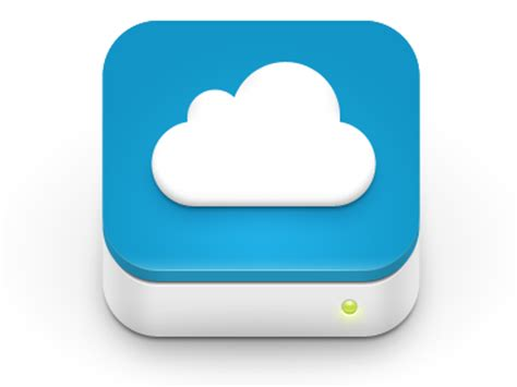 drive cloud dribbble cloud drive by matt milosavljevic
