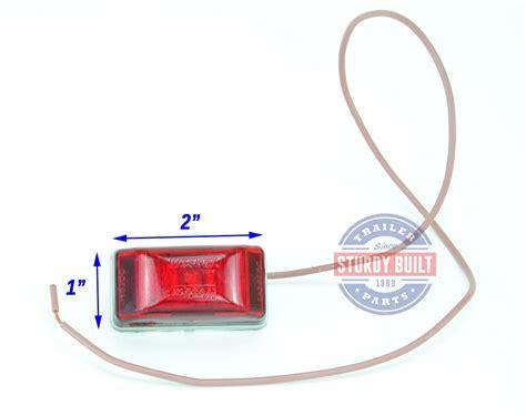 boat trailer side marker lights trailer side marker light wiring diagram trailer free