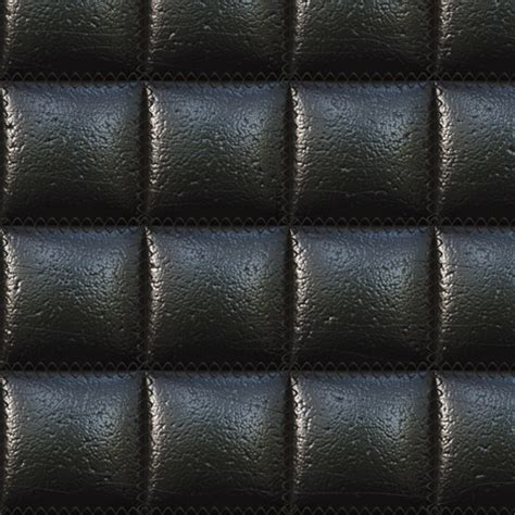 Leather Quilted by Square Quilted Leather Fabric Bonnie Phantasm Spoonflower