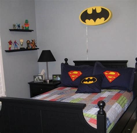 superhero bedrooms superhero room on pinterest superhero superman and batman