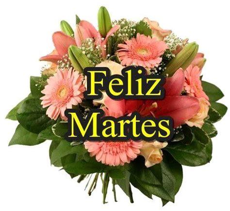 imagenes para desear un feliz martes bonito ramo de flores rosas para desear un feliz martes