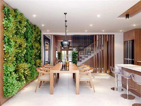 desain dapur natural desain ruang makan bernuansa alam ideaonline
