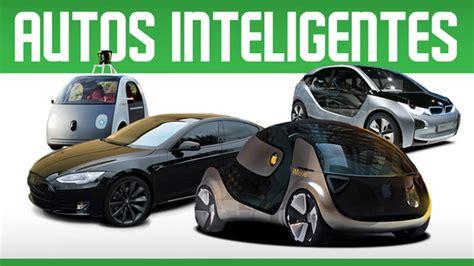 imagenes de carros inteligentes autos inteligentes 6 marcas que apuestan por la nueva