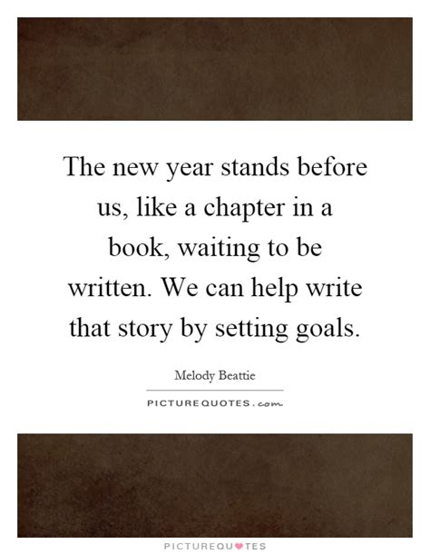 new year story written the new year stands before us like a chapter in a book